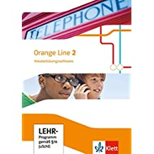 Orange Line 2. Vokabelübungssoftware. Klasse 6