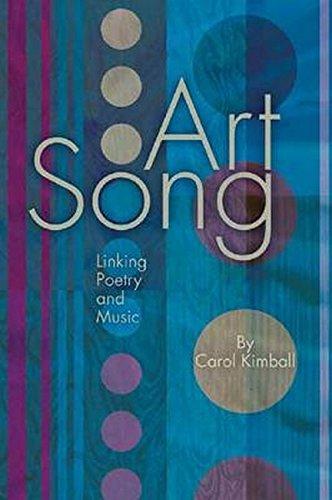 etry and Music (Carol Kimball Song)