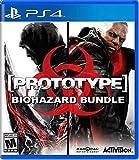Prototype Biohazard Bundle PS4 PlayStation 4