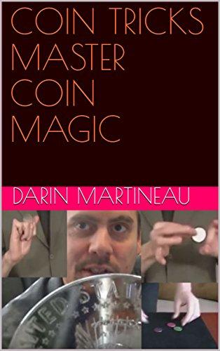 COIN TRICKS MASTER COIN MAGIC (English Edition)