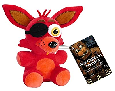 Funko Five Nights at Freddy's Foxy Plush, 6""