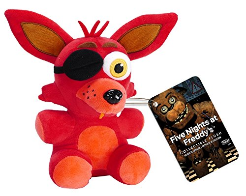 Five Nights At Freddys - Foxy Plush - 15cm 6""