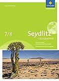 Seydlitz Geographie - Ausgabe 2016 für Gemeinschaftsschulen und Realschulen in Baden-Württemberg: Schülerband 7 / 8