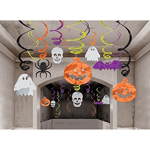 Amscan International 679468 Decorating Hanging Swirl for sale  Delivered anywhere in UK