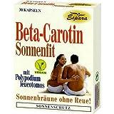 BETA CAROTIN SONNENFIT Kapseln 30 St Kapseln