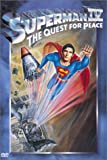 Superman 4: Quest for Peace [DVD] [1987] [Region 1] [US Import] [NTSC]