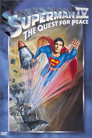 Click for larger image of Superman 4: Quest for Peace [DVD] [1987] [Region 1] [US Import] [NTSC]