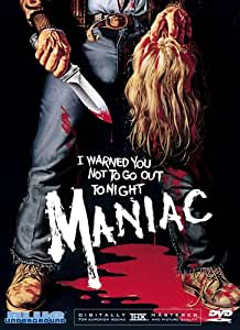 Maniac [DVD] [1980] [Region 1] [US Import] [NTSC]