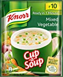 #9: Knorr Mixed Vegetable Soup, 12g