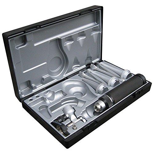 Riester 3850 Veterinär I Otoskop HL, Griff C für 2 Alkaline-Batterien, Typ C oder ri-accu, 2,5V