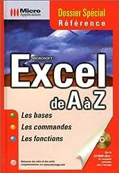 Dossier spécial Excel référence