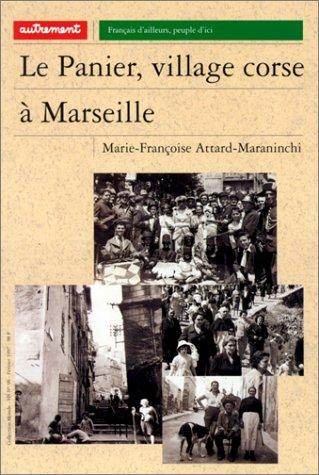 Le Panier, village corse à Marseille