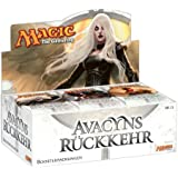 Wizards of the Coast 62370 - Magic: The Gathering, Avacyn Restored, Booster Display