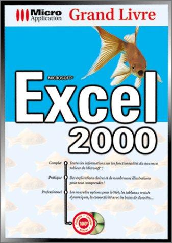 Grand livre Excel 2000