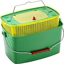 PLASTILYS - Cubo vivero con aireador de 7l