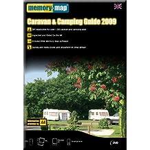 Memory Map Caravan & Camping Guide 2009 (PC CD)