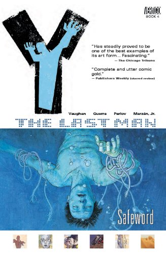 Y: The Last Man, Vol. 4: Safeword (English Edition)