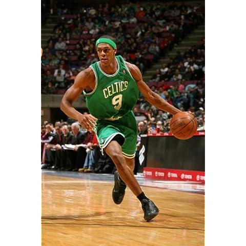 Rajon Rondo Boston Celtics baloncesto Photo Póster de 8x 10# 1