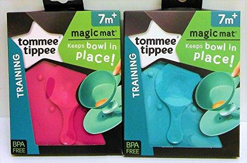 Tommee Tippee Magic Mat 7m + facile da usare senza BPA (rosa)