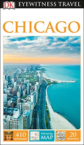 DK Eyewitness Travel Guide Chicago (Eyewitness Travel Guides)