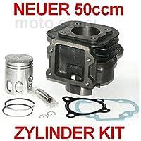 Unbranded 70 Sport Zylinder BOLZENLAGER Ganzes Set f/ür Yamaha BWS BWS 50 NG Beluga Zylinderkit