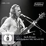 Live at Rockpalast 1980, 1983 and 1990 (5cd+2dvd Boxset)