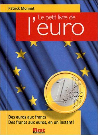 Le petit livre de l'Euro