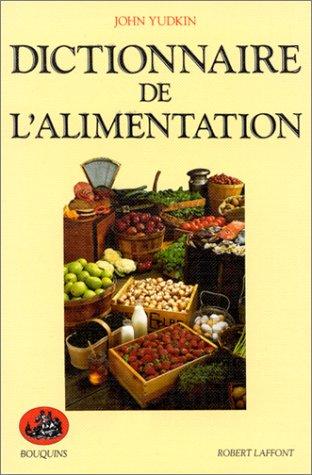 Dictionnaire de l'alimentation