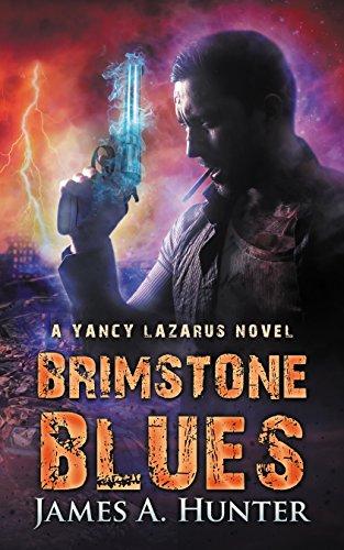 ancy Lazarus Novel (Yancy Lazarus Series Book 5) (English Edition) (Blue Monster Aus Monsters Inc)