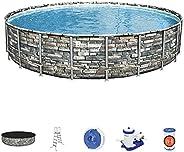 Bestway Pool Set Power Steel 671X132Cm