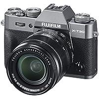 Fujifilm X-T30 Anthrazit mit XF18-55mmF2.8-4 R LM OIS Objektiv Kit