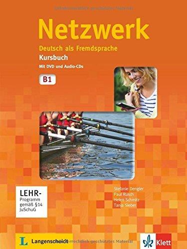 Netzwerk: Kursbuch B1 MIT 2 Audio Cds & Dvd-rom by Stefanie Dengler (2014-04-01)