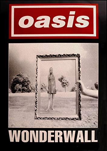 Oasis Wonderwall Poster, 59.4 x 42cm