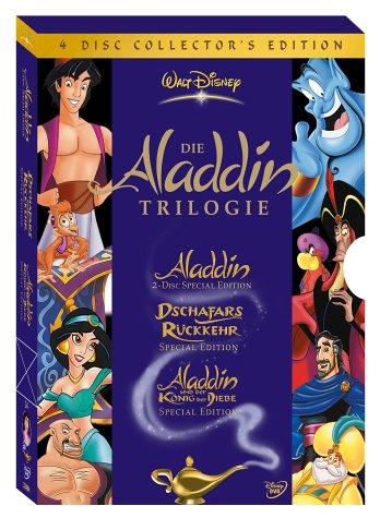 Trilogie (3 DVDs)