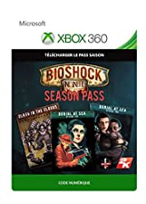 BioShock Infinite Season Pass [Xbox 360 - Code jeu à télécharger]