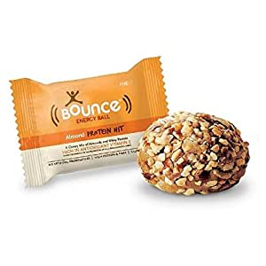 Bounce Almond Protein Ball 49g - BOU-AL