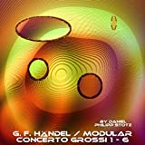 12 Concerti Grossi, Op. 6, No. 6 in G Minor, HWV 324: V. Allegro (Arr. for Modular Synthesizers)