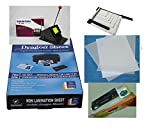 #4: Lukia PVC Dragon Sheet +PVC Die Cutter + Pvc Paper Cutter + Lamination Machine Combo (Comeplete Set of Id Card)