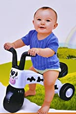 TEENA EXPORTS & IMPORTS Little Baby Walker Cycle/Baby Ride On (Colours May Vary)