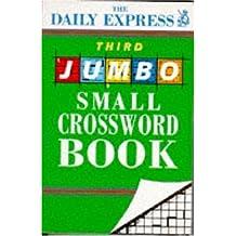 Daily Express Third Jumbo Small Crossword Book