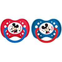 Dodie Anatomical Dummy Duo Mickey A6518+ Months - ukpricecomparsion.eu