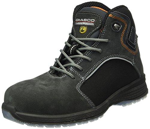 Giasco Schnürstiefel Snowboard S3, Größe 46, 1 Stück, grau / schwarz, KU167T46 (8-snowboard-stiefel Größe)