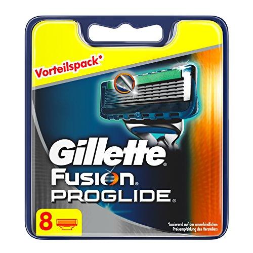 8 Fusion (Gillette Fusion ProGlide Rasierklingen, 8Stück)