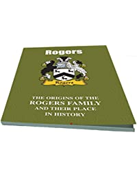 Rogers Family History Book