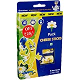 Puck Cheese Sticks, 108g