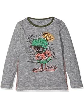 NAME IT Nitlooney Provi LS Top Mini Wab, Camisa Manga Larga para Niños