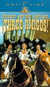 Three Amigos! [VHS] [1987]