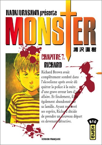 Monster, tome 7 : Richard par Naoki Urasawa