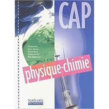 Physique-chimie CAP
