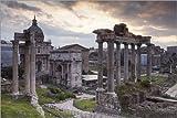 Poster 60 x 40 cm: Forum Romanum, Rom von Julian Elliott/Robert Harding - Hochwertiger Kunstdruck, Kunstposter